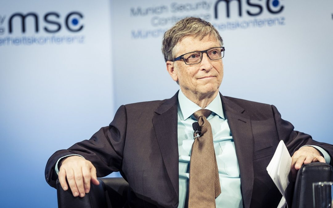 How Bill Gates Uses the Habit of Deep Working to Enhance His Productivity