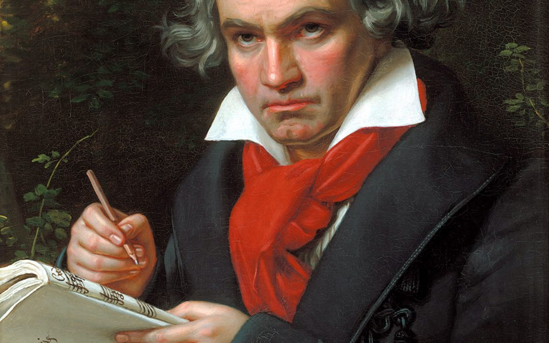 How to Compose Your Daily Routine Like Ludwig van Beethoven