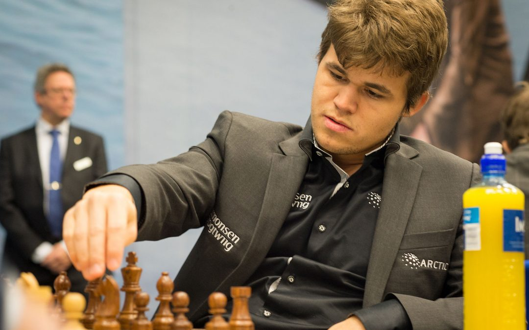 Keep Your Habits in Check Like Magnus Carlsen