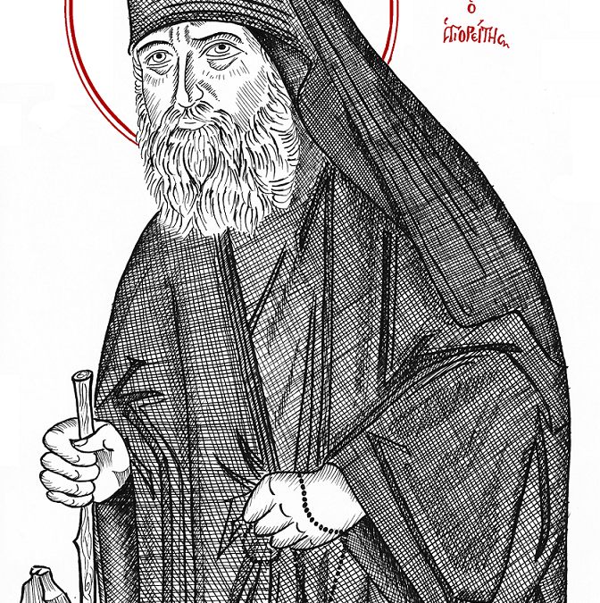 The Ascetic Habits of Saint Paisios