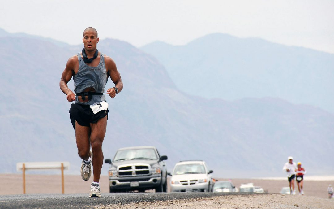 How David Goggins Used Pain to Create an Unstoppable Mind